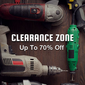 Tyler Tool Clearance Zone
