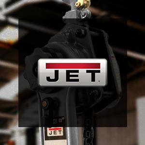 Up to 10% Off All JET Manual Hoists and Accessories