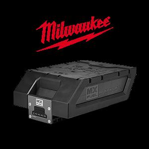 FREE Milwaukee MX FUEL Battery