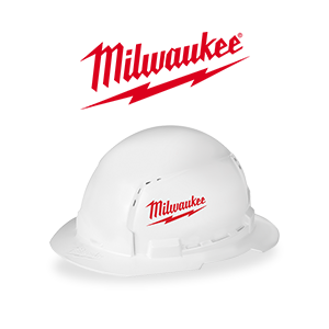 FREE Milwaukee Hard Hat