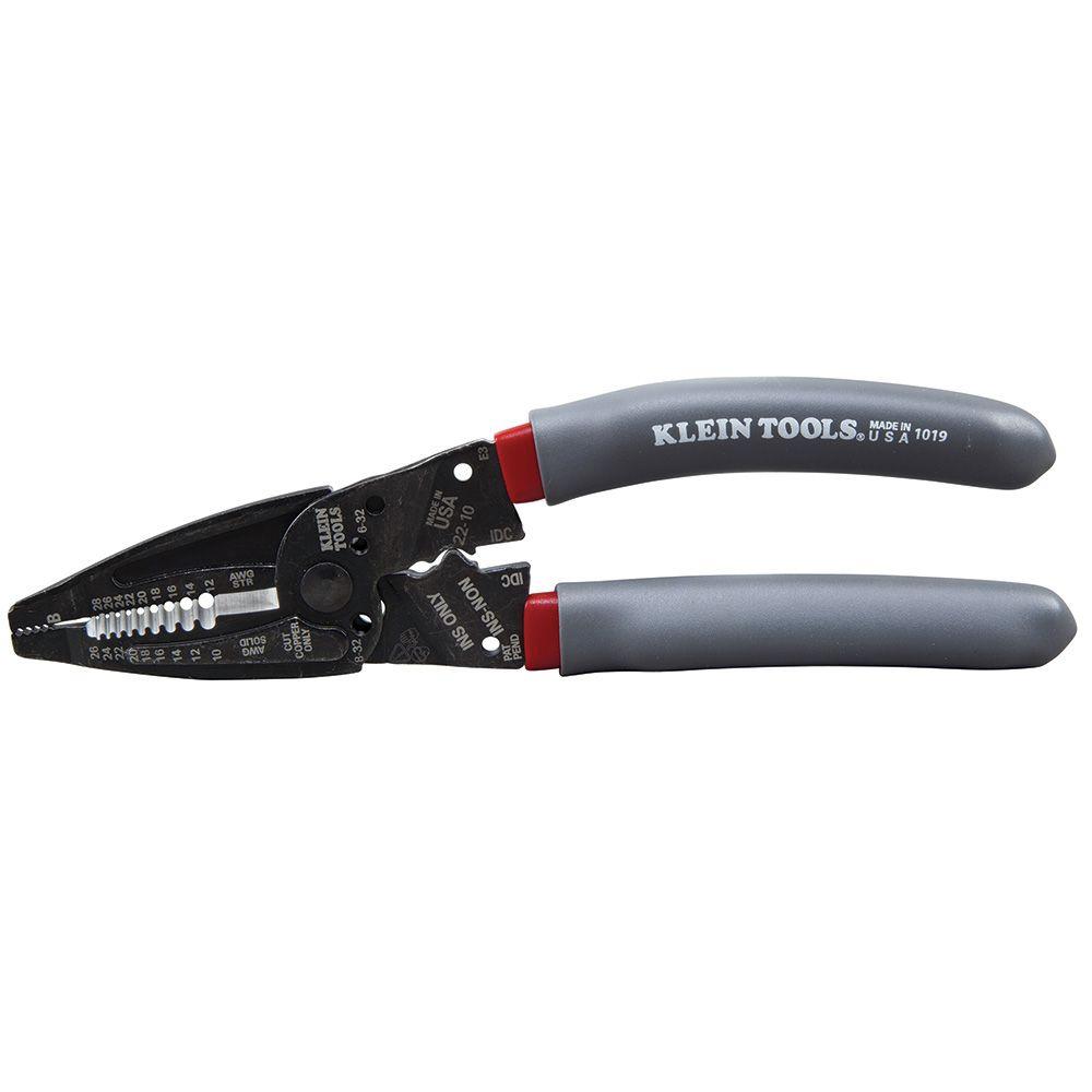 Klein Tools 1019 Klein Kurve Wire Stripper Callout