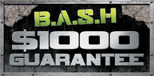 BASH $1000 Guarantee