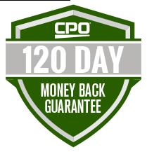 Tyler Tool 120 Day Money Back Guarantee