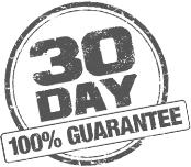 Tyler Tool 30 Day Money Back Guarantee