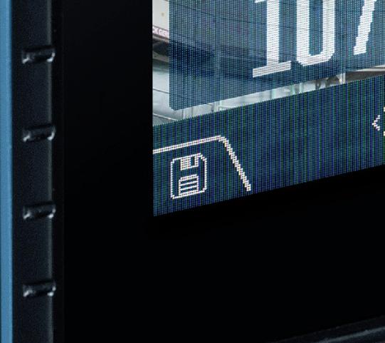 Backlit Color Display