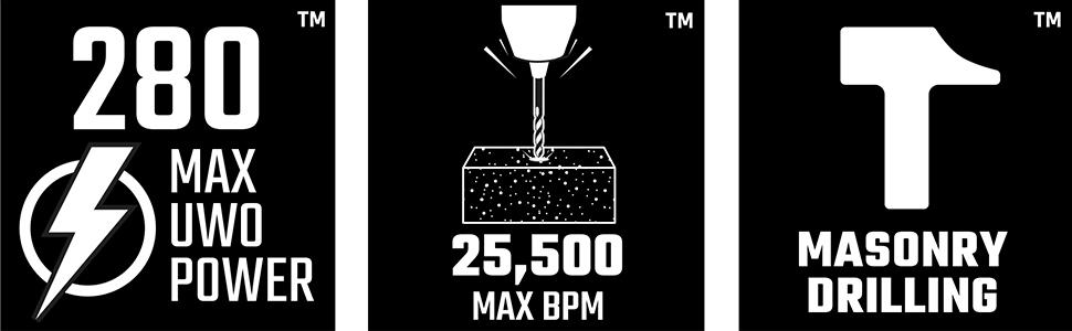 280 MAX UWO POWER
