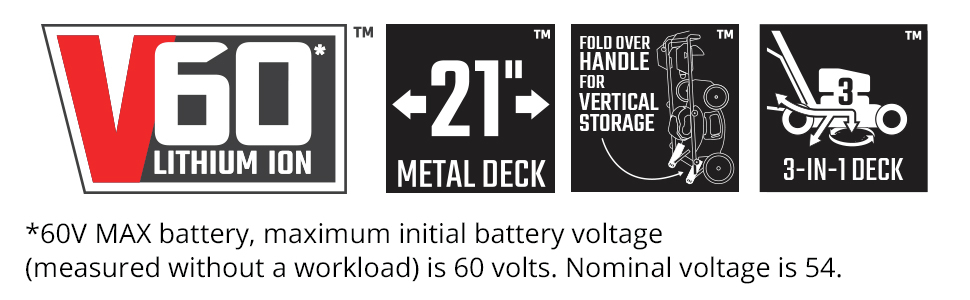 V60 Lithium-Ion