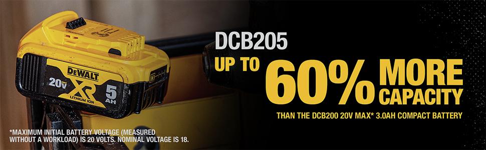 DCB205