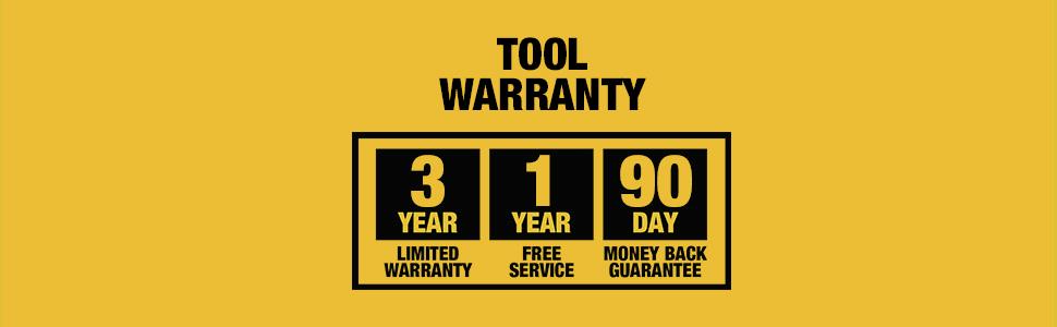 Tool Warranty
