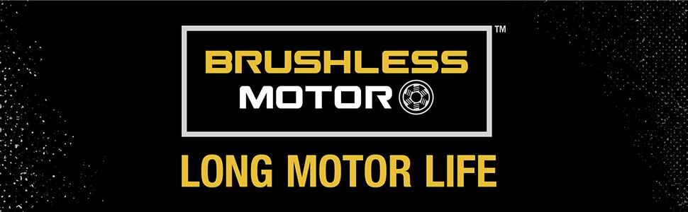 Brushless Motor Long Motor Life