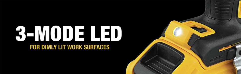 3-Mode LED