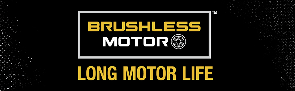 Brushless Motor Long Life