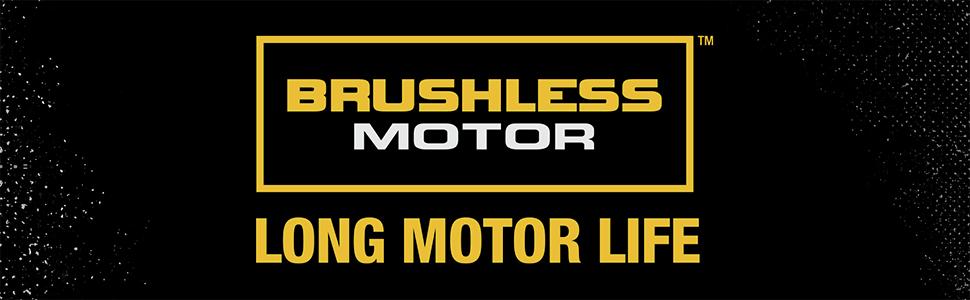 Brushless Motor Long Life