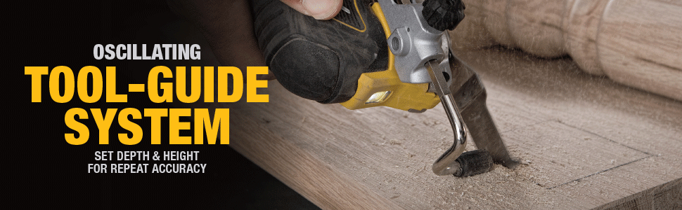 Oscillating Tool-Guide System
