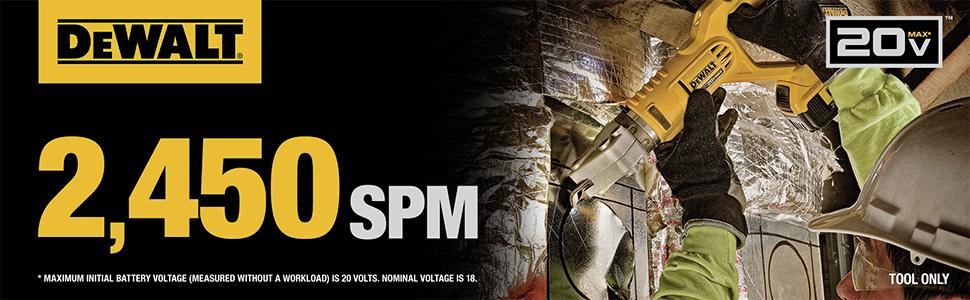 2450 SPM
