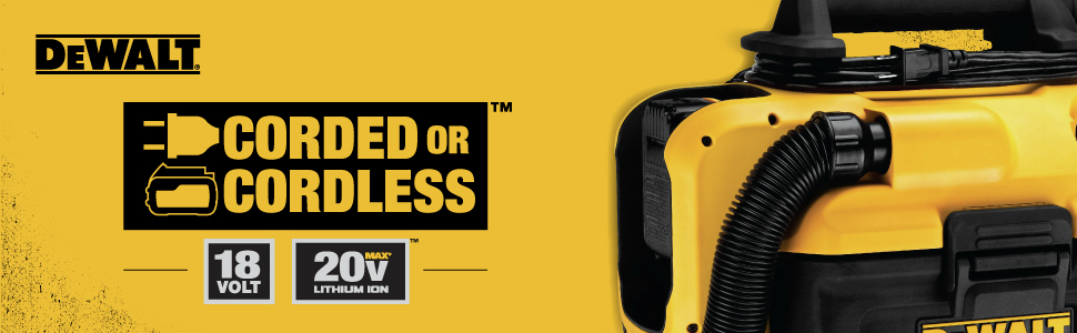 Corded or Cordless