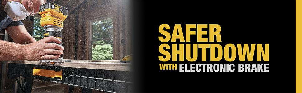 Safer Shutdown