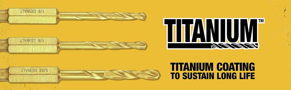 Titanium Coating To Sustain Long Life