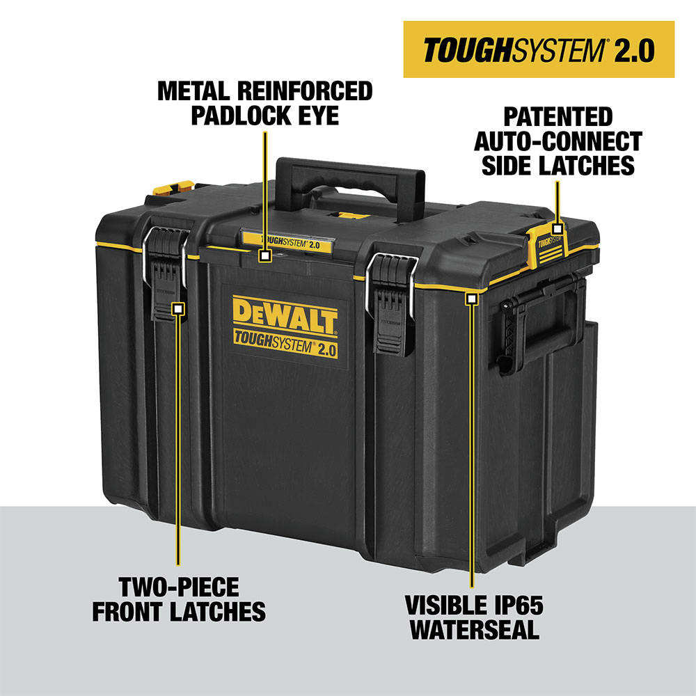 ToughSystem 2.0 - Packed with features