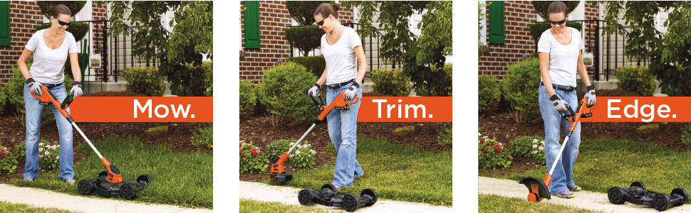 Mow, Trim, Edge
