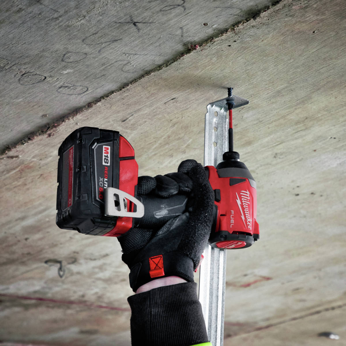 M18 FUEL 1/4 in. Hex Impact Driver is the fastest in the industry