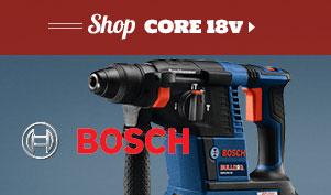 Shop Bosch core 18v