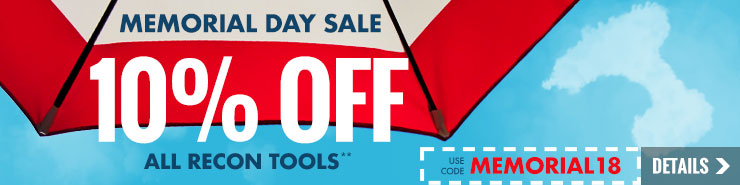 10% off all Reconditioned orders!