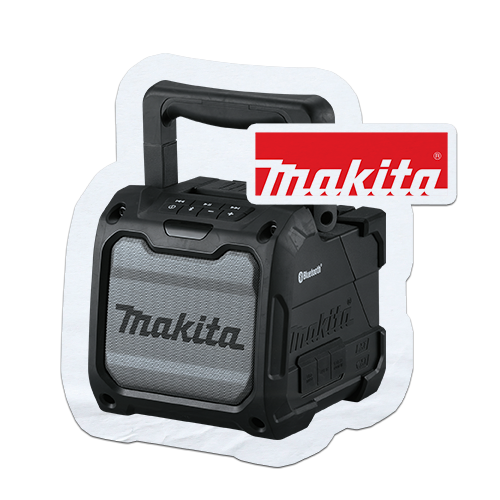 Free Makita bare tool when you order a Makita battery & charger starter kit