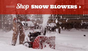 Shop Snow Blowers