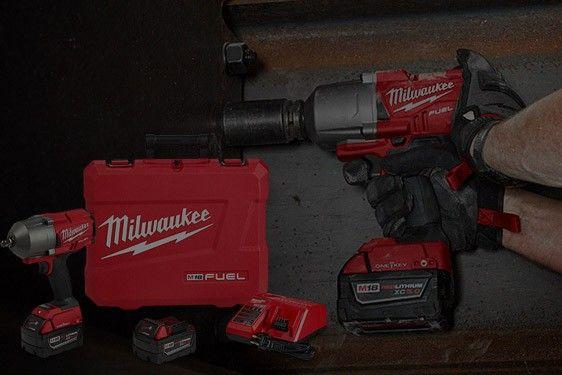 20% off Milwaukee M18 Fuel Kit