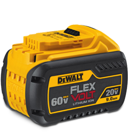 DeWALT 20V/60V battery