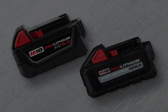 FREE Milwaukee M18 Batteries