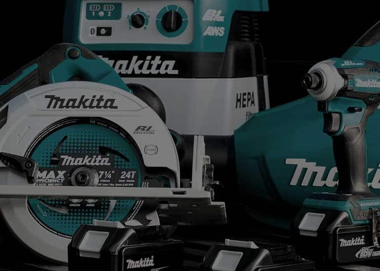 Extra 20% off Makita orders