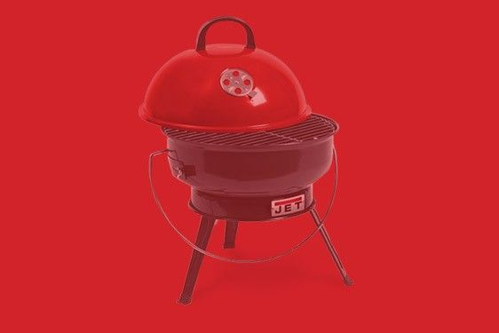 FREE JET Charcoal Grill via Mail-in Rebate